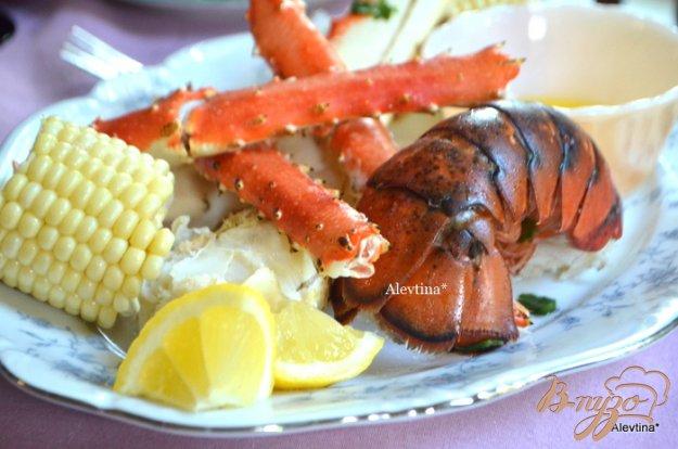 Рецепт Как приготовить вкусно морепродукты