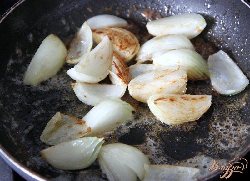 Фото приготовление рецепта: Бланкет Blanquette  из говядины шаг №3