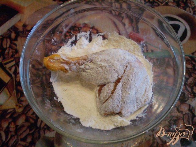 Фото приготовление рецепта: Уточка тушенная в томате шаг №3