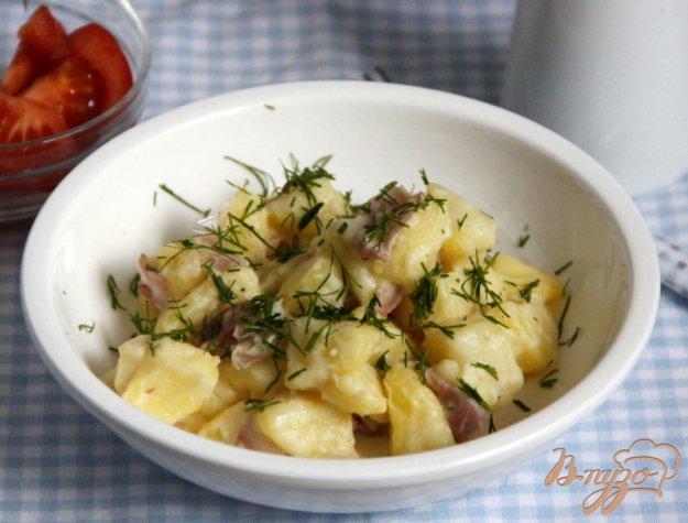 фото рецепта: Сливочный картофель