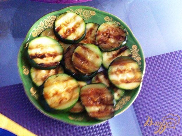 Рецепт Цукини гриль