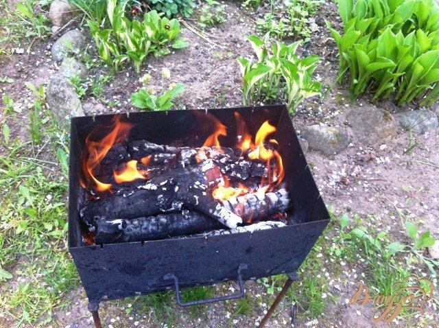 шашлык из свинины в кефире и минералке рецепт