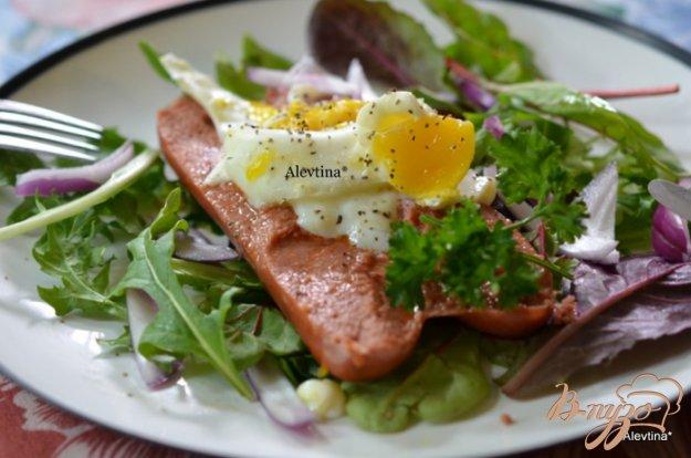 фото рецепта: Завтрак по-быстрому