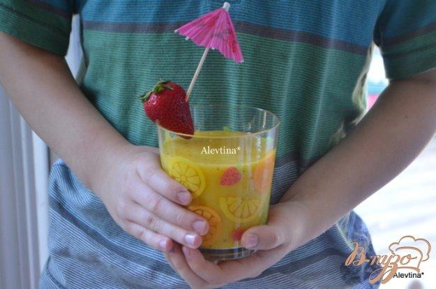 Рецепт Киви и манго