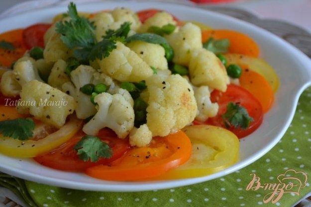 фото рецепта: Овощной салат