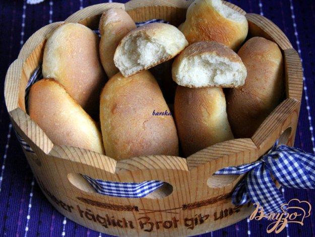 Рецепт Мини-батоны на сыворотке