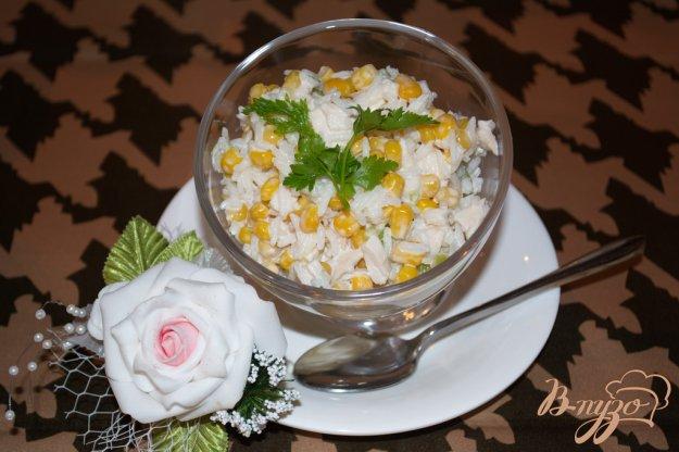 салат флоренс рецепт фото