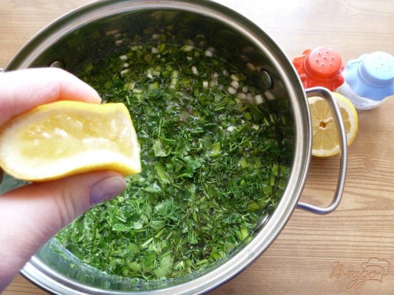 Фото приготовление рецепта: Окрошка со свеклой на мясном бульоне шаг №3