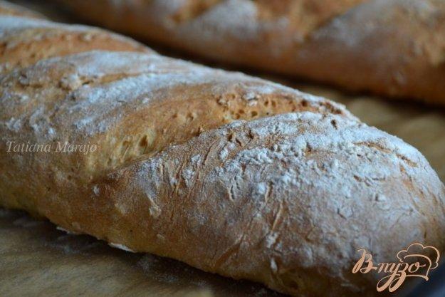 фото рецепта: Винный хлеб с овсом
