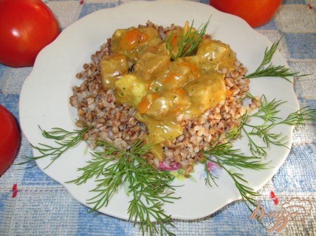 Рецепт Свинина в соевом соусе
