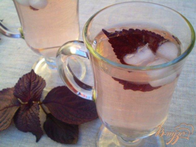 Рецепт Лимонад из базилика