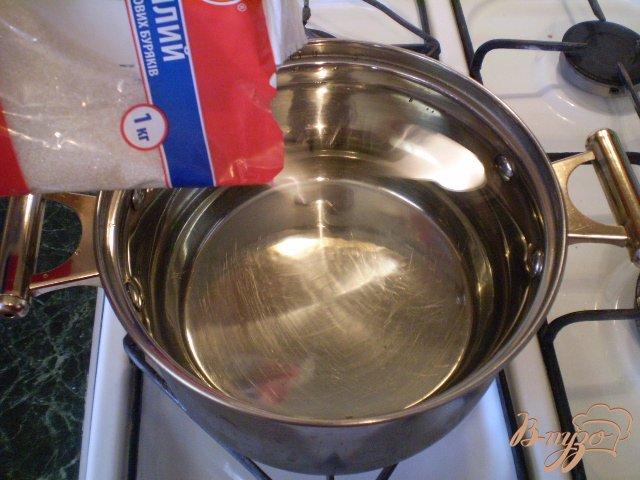 Фото приготовление рецепта: Лимонад из базилика шаг №2