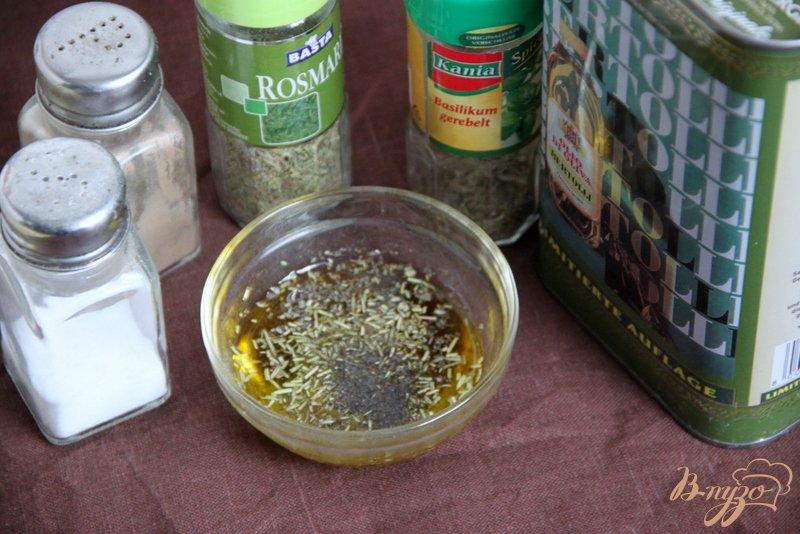 Фото приготовление рецепта: Салат из запечённых овощей шаг №1