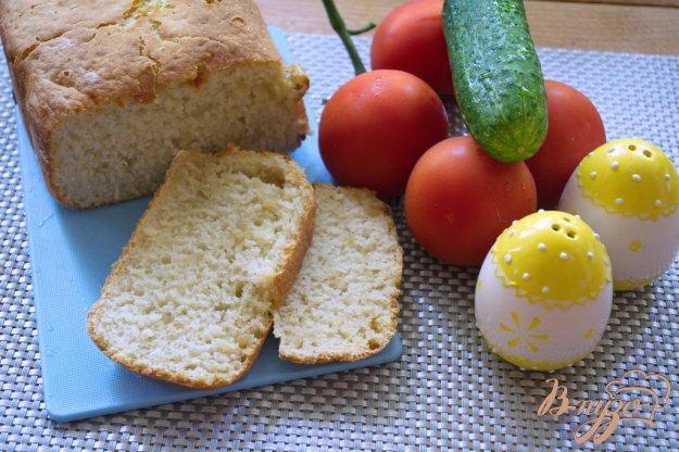 Рецепт Хлеб с луком в хлебопечке