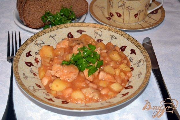 фото рецепта: Чанахи на Украинский манер