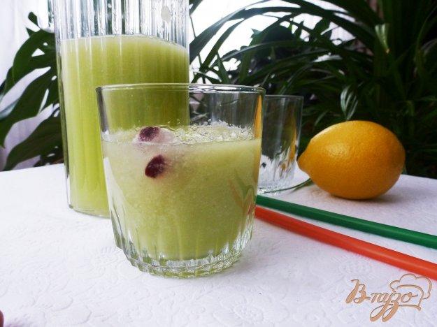 фото рецепта: Лимонад из огурцов