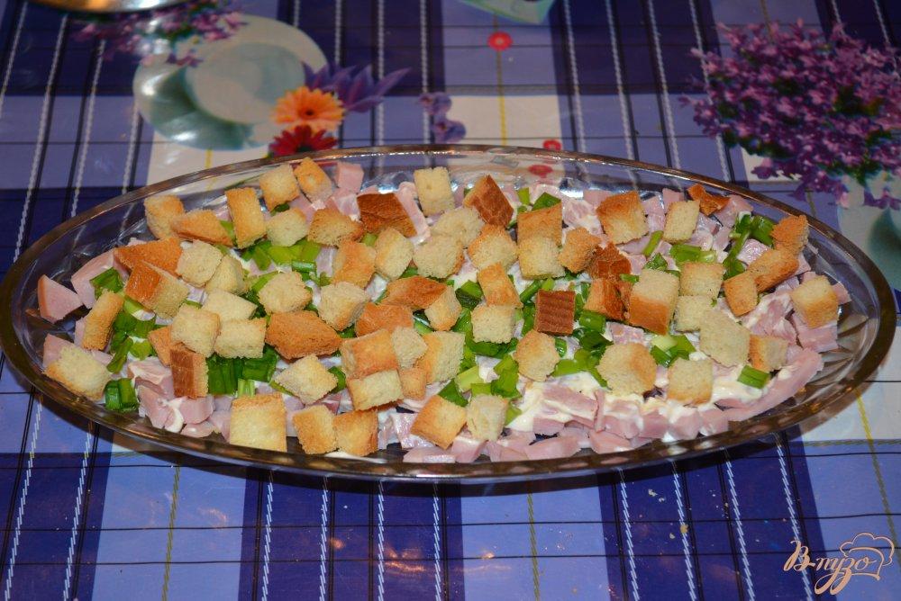Фото приготовление рецепта: Салатус аппетитус зверсус шаг №3