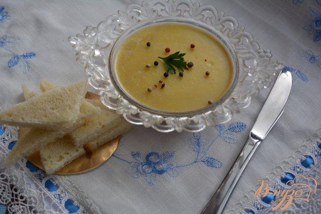 Рецепт Печеночное суфле с топленым маслом