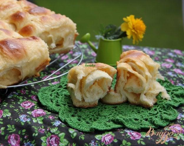 Рецепт Булочки- сайки с заварным кремом