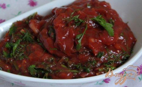 Шашлычный соус