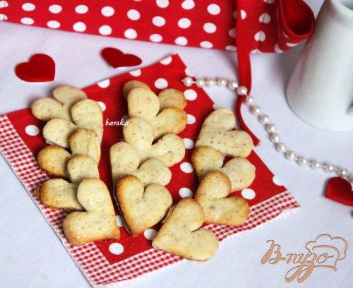 Печенье-крекеры на сыворотке