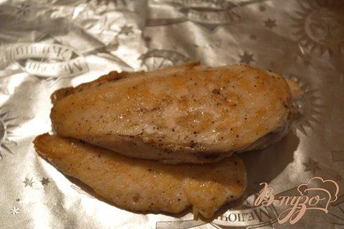 Курочка для бутерброда (завтрака)