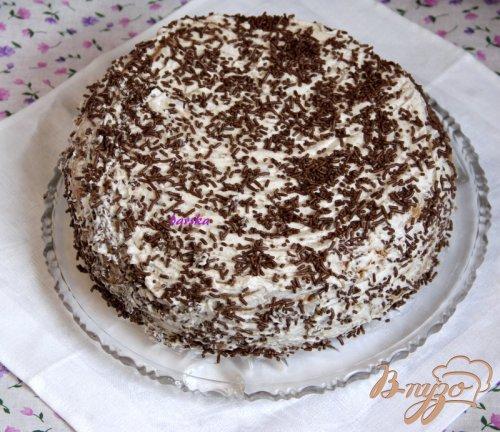 """Торт """"Капуччино шоколадный"""""""