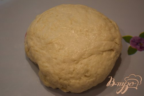 Хлебный рулет с сыром