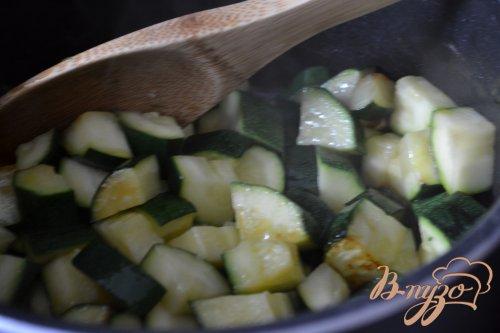 Густой овощной суп с булгуром