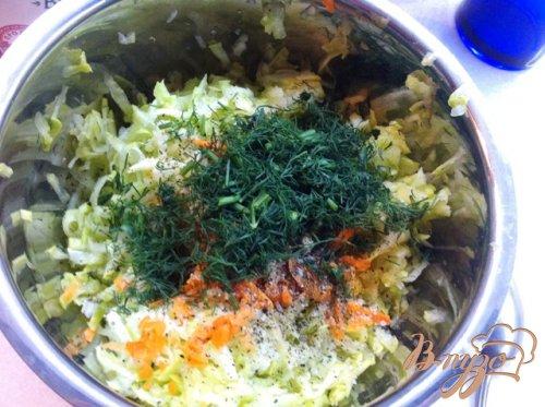 Оладьи из кабачка с морковью