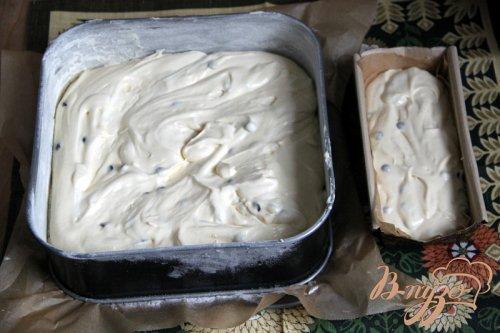 Итальянский пасхальный кекс на маскарпоне