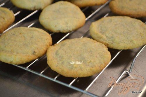 Печенье с картофельными чипсами