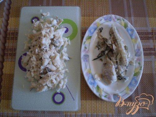 Закуска рыбная
