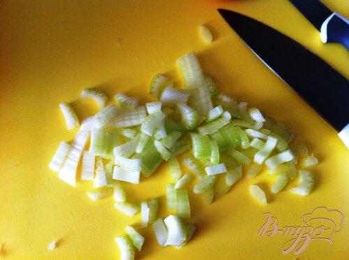Салат с редисом Нули.