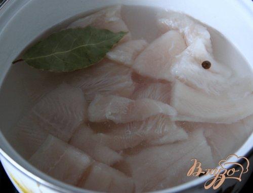 Рыба в пряном маринаде