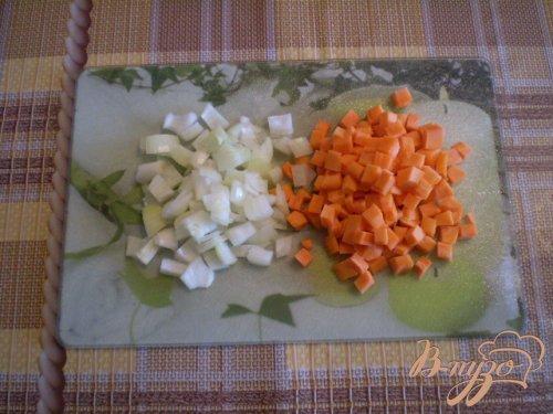 Гречка с томатом и уточкой