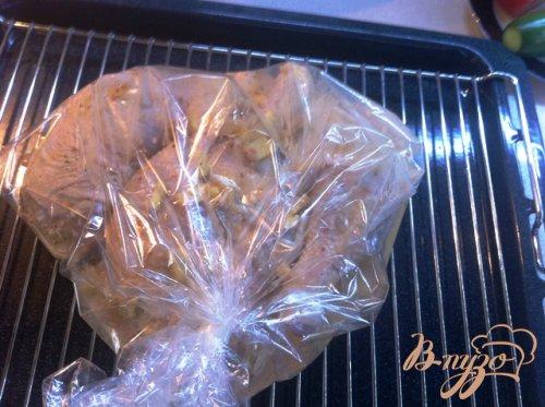Куриные окорочка в специальном маринаде