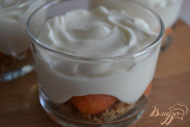 Десерт с дыней