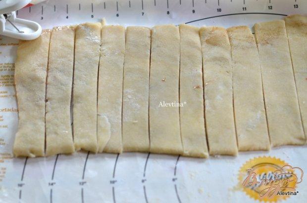 Печенье палочки с корицей