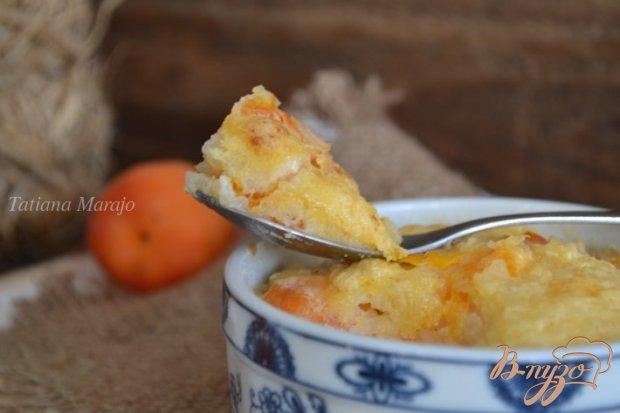 Рисовый пудинг с абрикосами