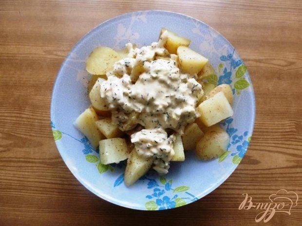 """Картофельный салат """"Розмари"""""""