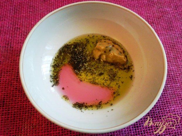 Салат из кабачков и зеленого лука