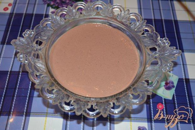 Печеночное суфле с топленым маслом