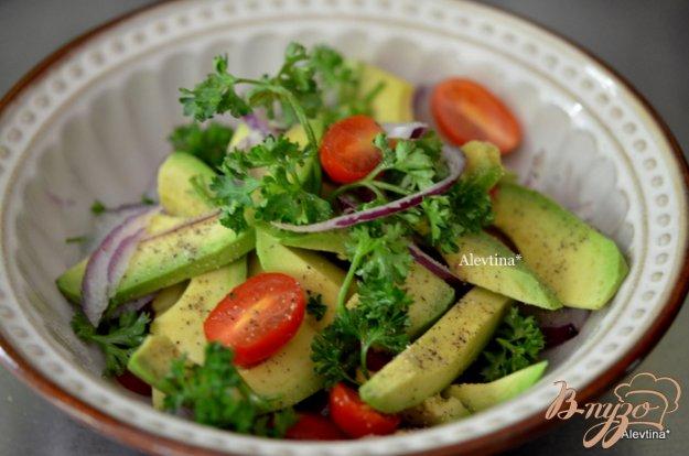 Рецепт Авокадо салат