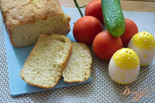 Рецепт Хлеб с чесноком и луком в хлебопечке