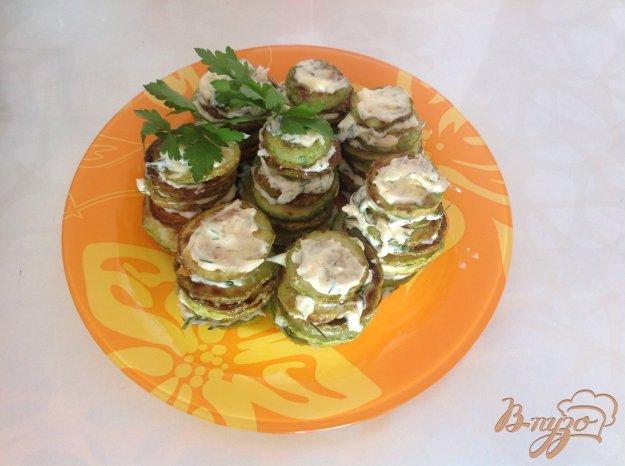 Рецепт Кабачки с чесночком