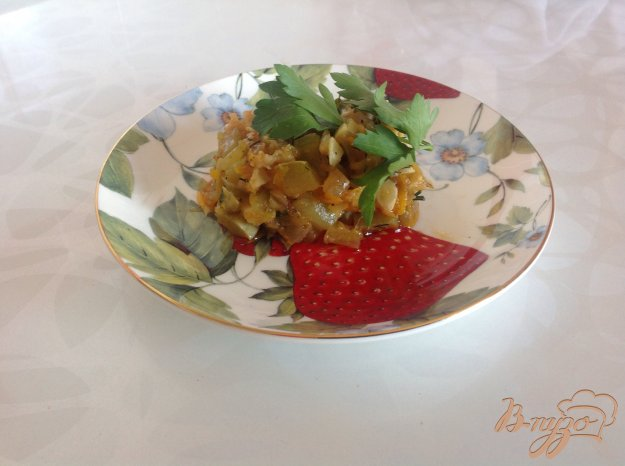 Рецепт Домашняя кабачковая икра