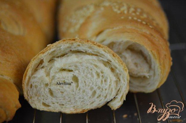 Рецепт Багет по-французски