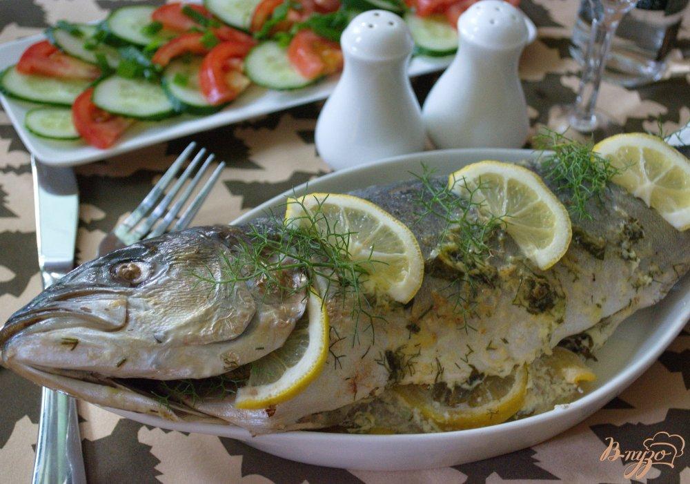 запеченный тунец в духовке рецепты