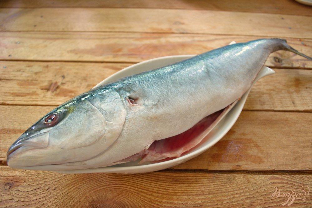 тунец в фольге в духовке рецепт с фото